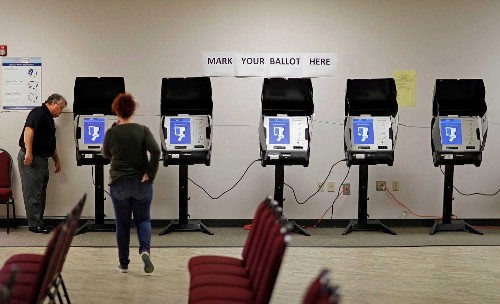 Russians probably targeted election systems in all 50 states, Senate panel's report says