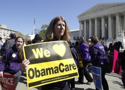 Republicans can't find a way to repeal Obamacare because too many of them secretly love it