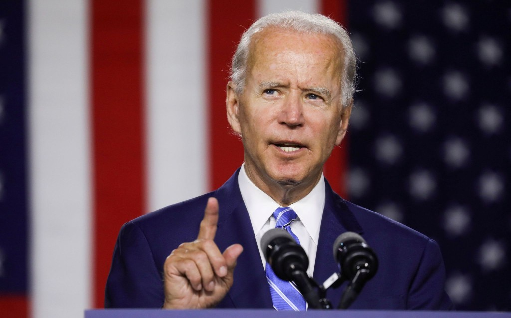 Biden's election will end national nightmare 2.0