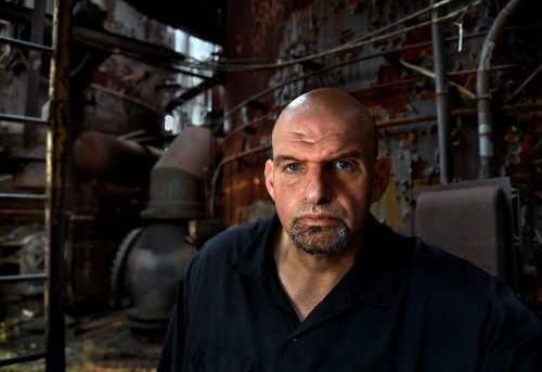 The ballad of Big John Fetterman: Democrats yearned for a folk hero. But will they vote for one?