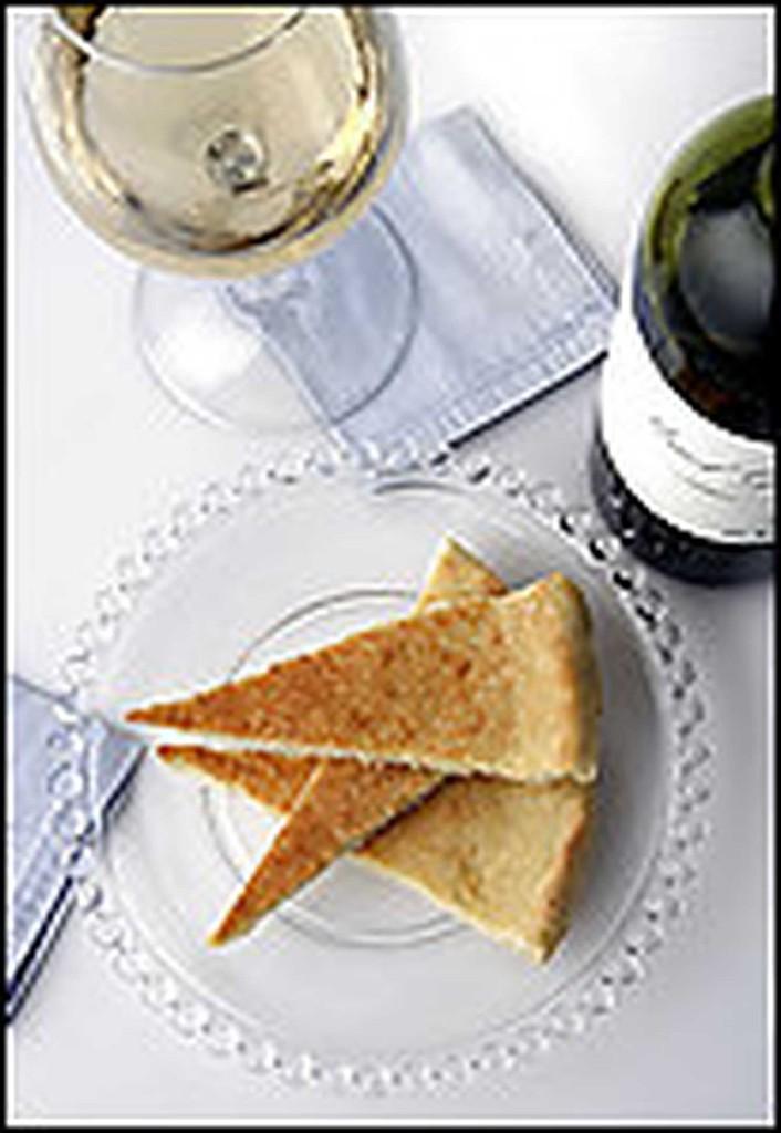 Cornmeal and Cheese Shortbread - The Washington Post