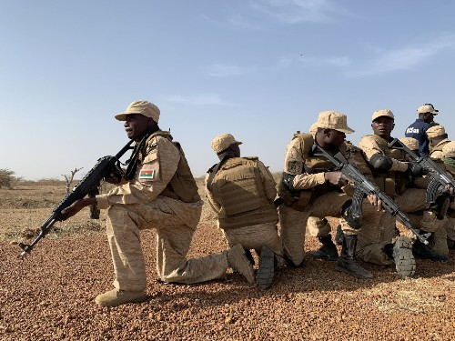 Al-Qaeda and Islamic State groups are working together in West Africa to grab large swaths of territory