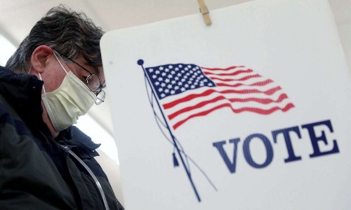 Nationwide drive to safeguard voting intensifies as coronavirus spreads