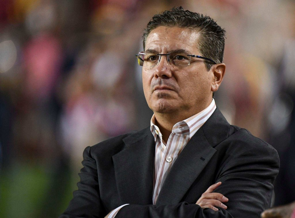 Daniel Snyder has now embarrassed — and exposed — the entire NFL