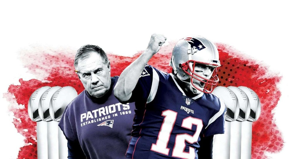 The Belichick- and Brady-led Patriots have a case to be considered sports world's top dynasty