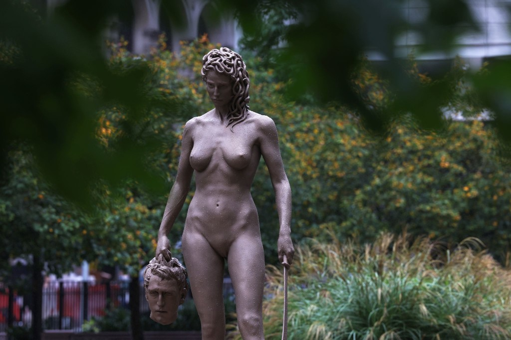 The epic tragedy of the #MeToo Medusa