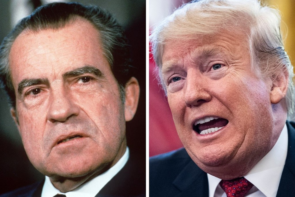 Think the Trump tapes are worse than the Nixon tapes? Think again.