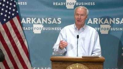 Arkansas governor says 'high school swim party' caused coronavirus cases - The Washington Post
