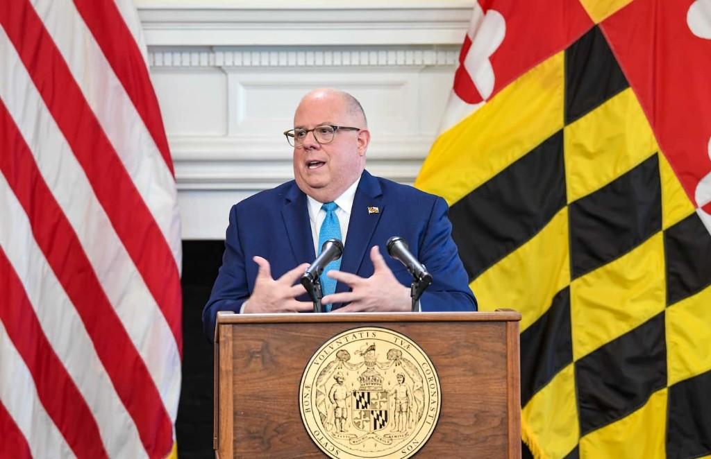 Maryland's Democrats give high marks to Hogan's pandemic response