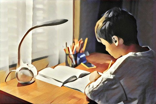He hates doing third grade homework. Should his parent force it?