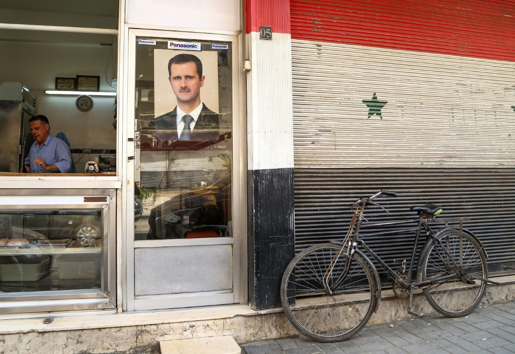 Syria's Assad is confronting the toughest challenges of the 9-year war