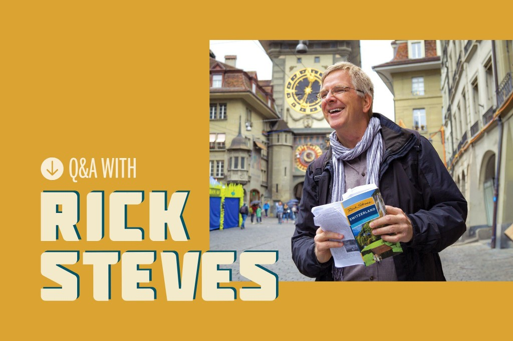 The future of travel, according to guidebook writer Rick Steves