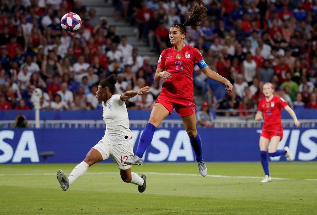 How the U.S. Edged England in a Nail-Biter