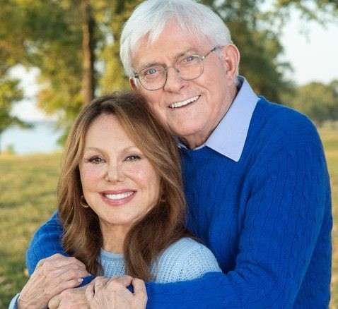 Marlo Thomas and Phil Donahue know what makes a marriage last — even through a lockdown