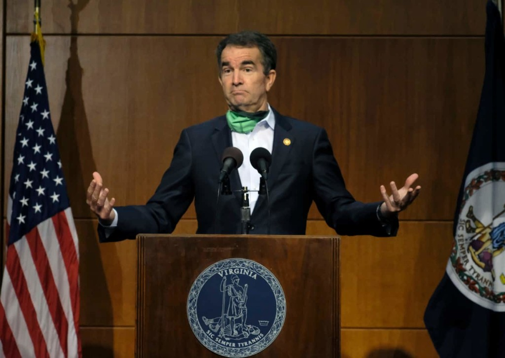 Northam says Northern Virginia can begin reopening on Friday