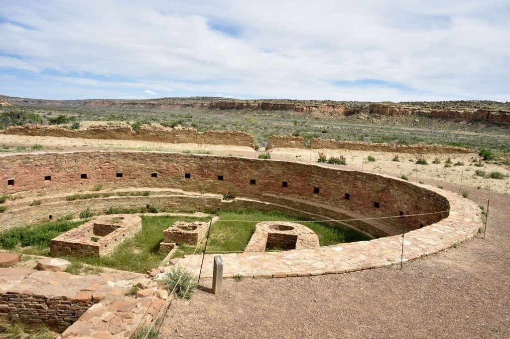 Conservatism took hold here 1,000 years ago. Until the people fled.