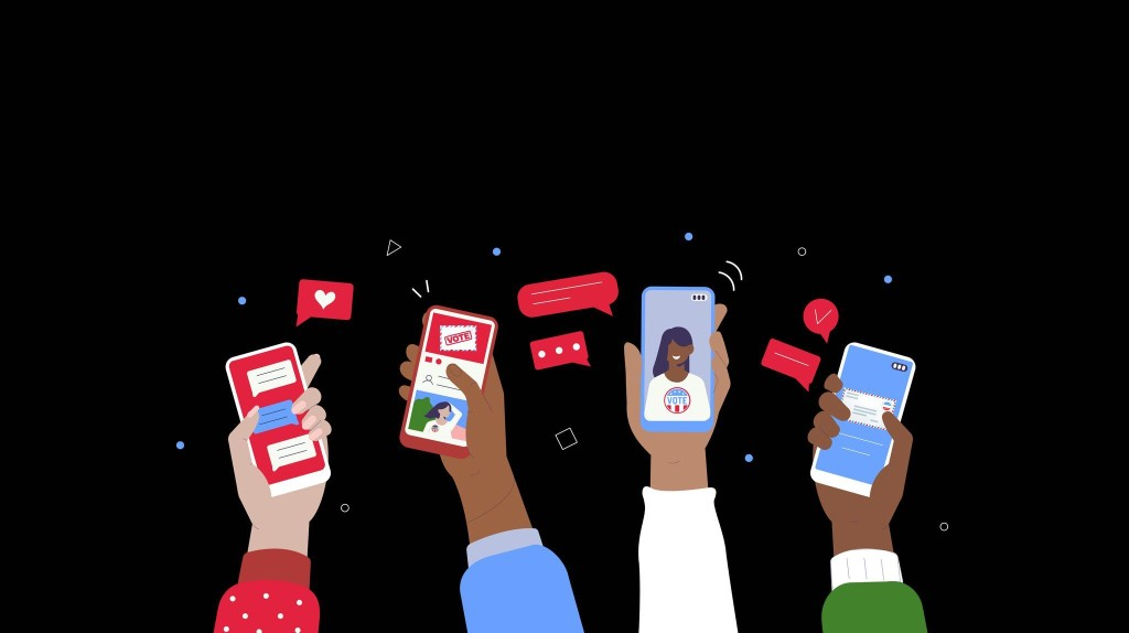 Guide to navigating social media during the election