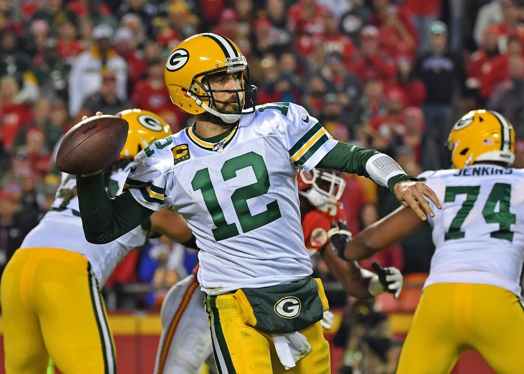 Aaron Rodgers is thriving in Matt LaFleur's system, and the Packers are dangerous