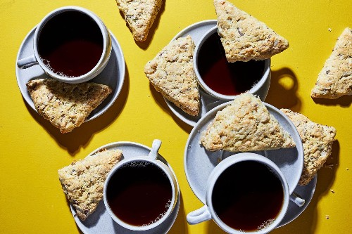 Scones are the all-day treat to pair with your favorite hot drink