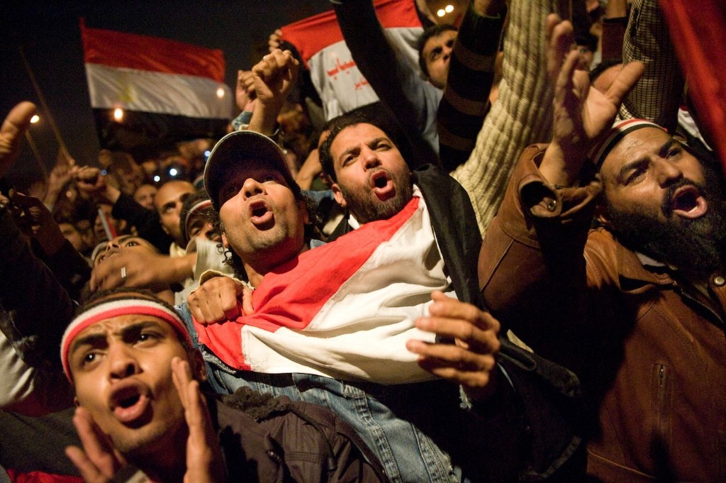 For the Middle East, the Arab Spring was a rare chance to control its own fate