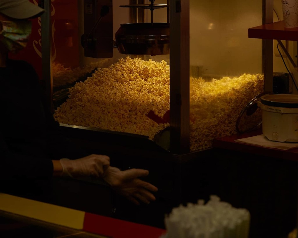 Movie theater popcorn sales have tanked, prompting American popcorn farmers to find new markets