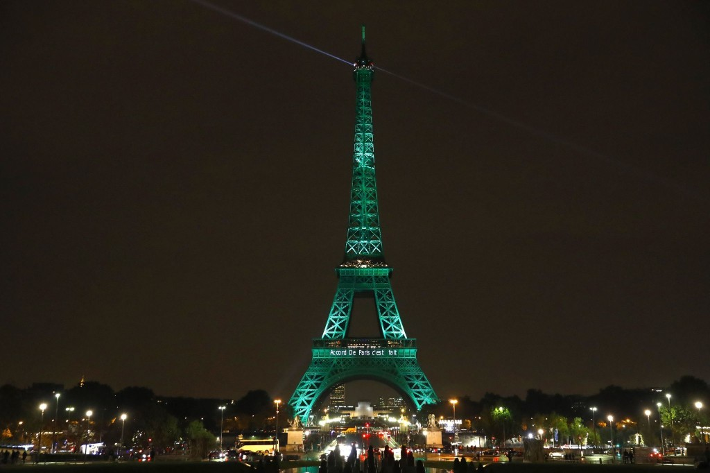 The U.S. will leave the Paris climate accord on Nov. 4. But voters will decide for how long.