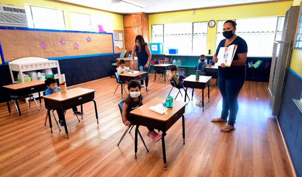 The school reopening debate reveals that we don't listen to teachers about schools
