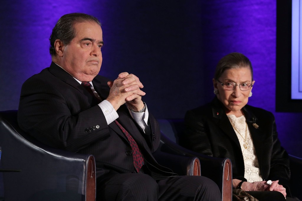 What we can learn from Ginsburg's friendship with my father, Antonin Scalia