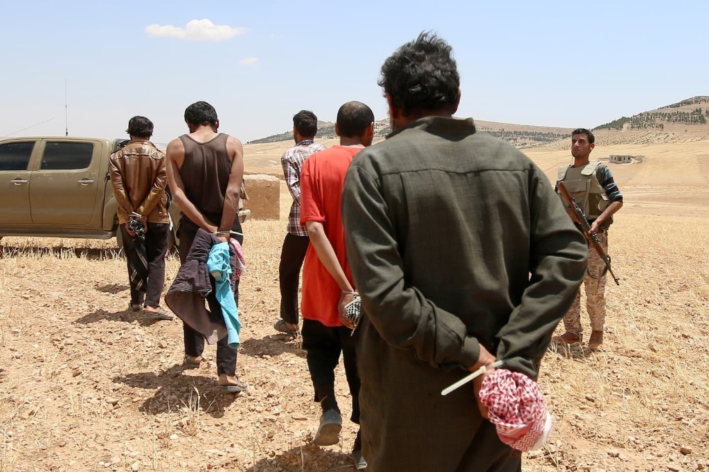 Turkey begins deporting suspected Islamic State militants, including U.S. citizen
