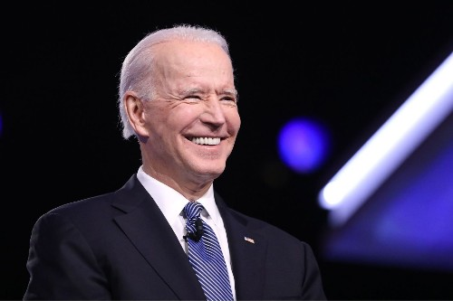 Let's hear more Cuomo and Biden, and less Trump