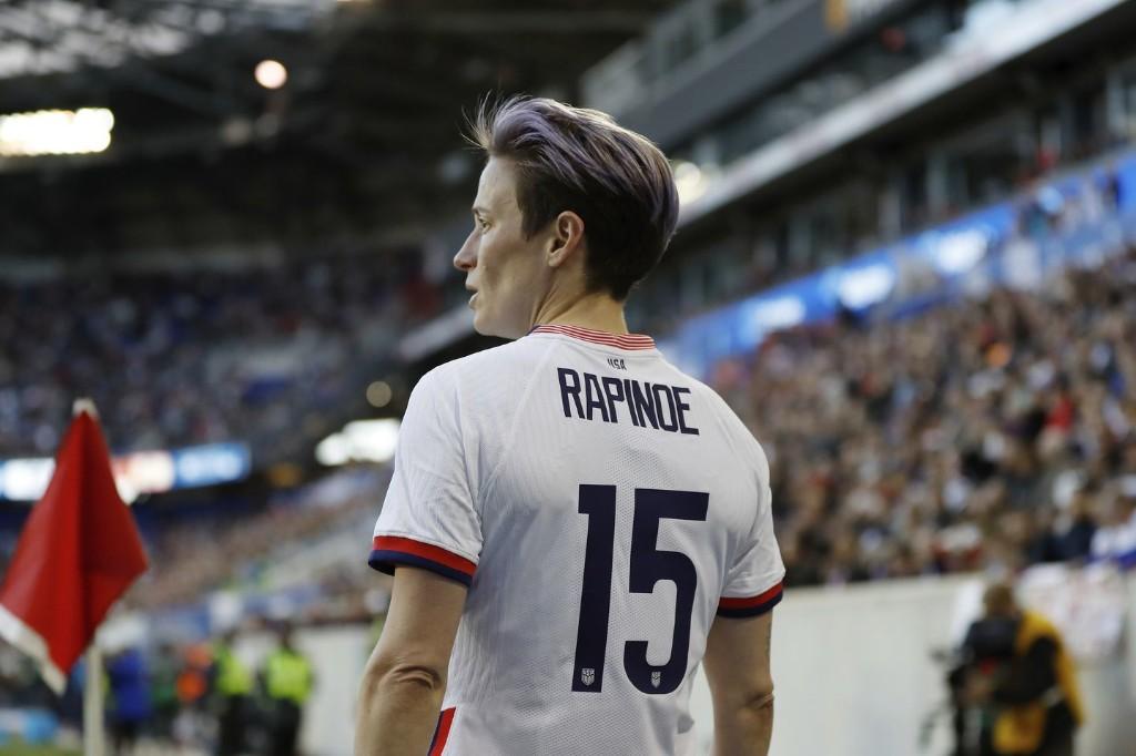 Megan Rapinoe wasn't surprised by U.S. Soccer's 'unbelievable' sentiments in legal filing