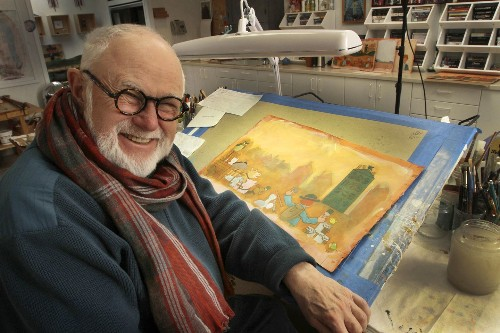 Tomie dePaola, creator of gently humorous picture books, dies at 85