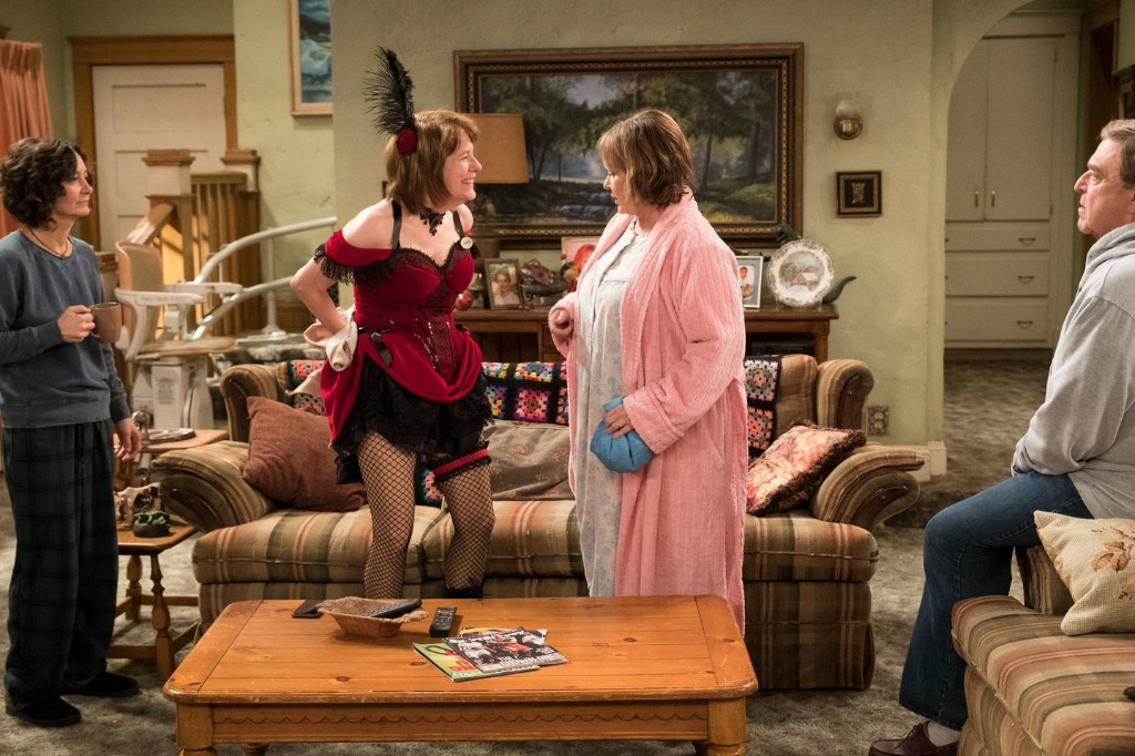 'Roseanne' gets caught up in the opioid crisis