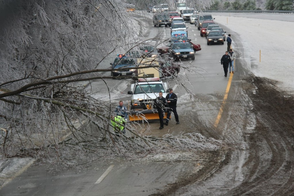 Ice storms: Inside wintertime's dreaded, frozen mess