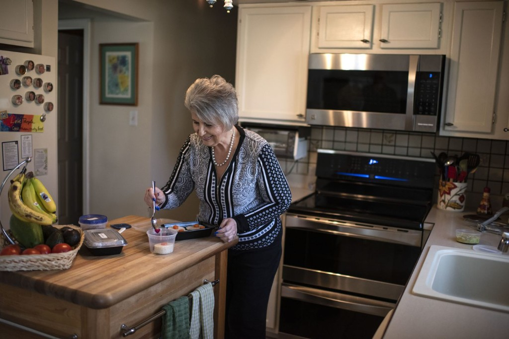 'We need a Seder': One family strives to celebrate Passover during a plague