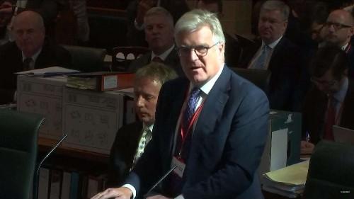 PM vs. PM: John Major argues against Boris Johnson in U.K. Supreme Court case