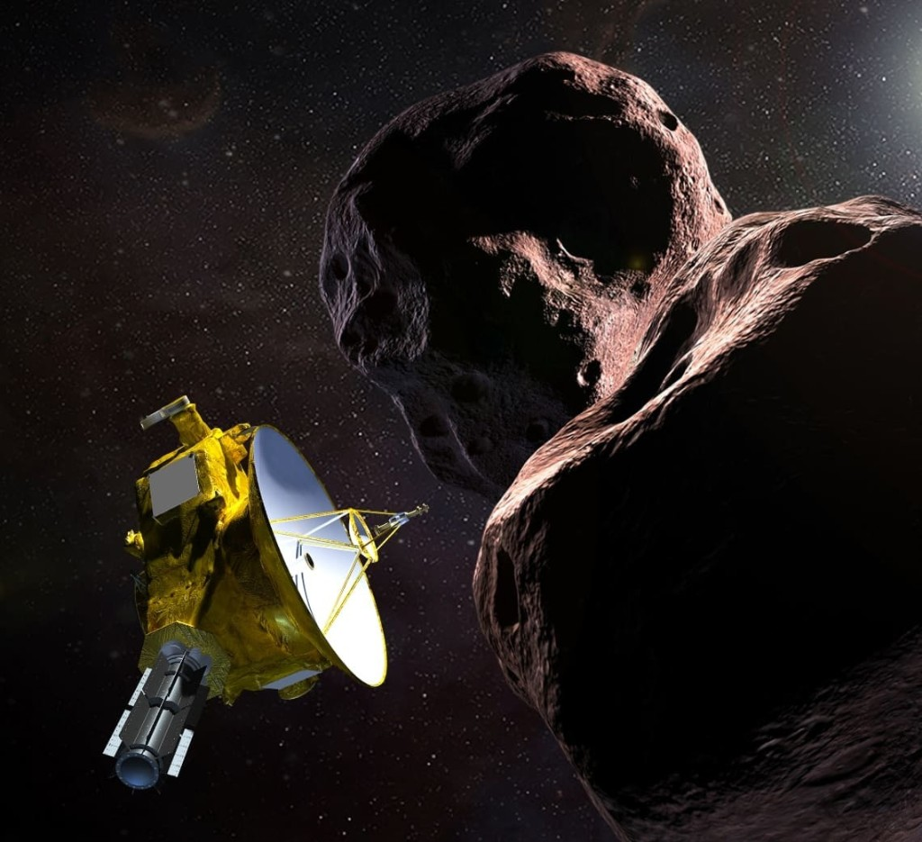 NASA's New Horizons spacecraft just visited the farthest object ever explored