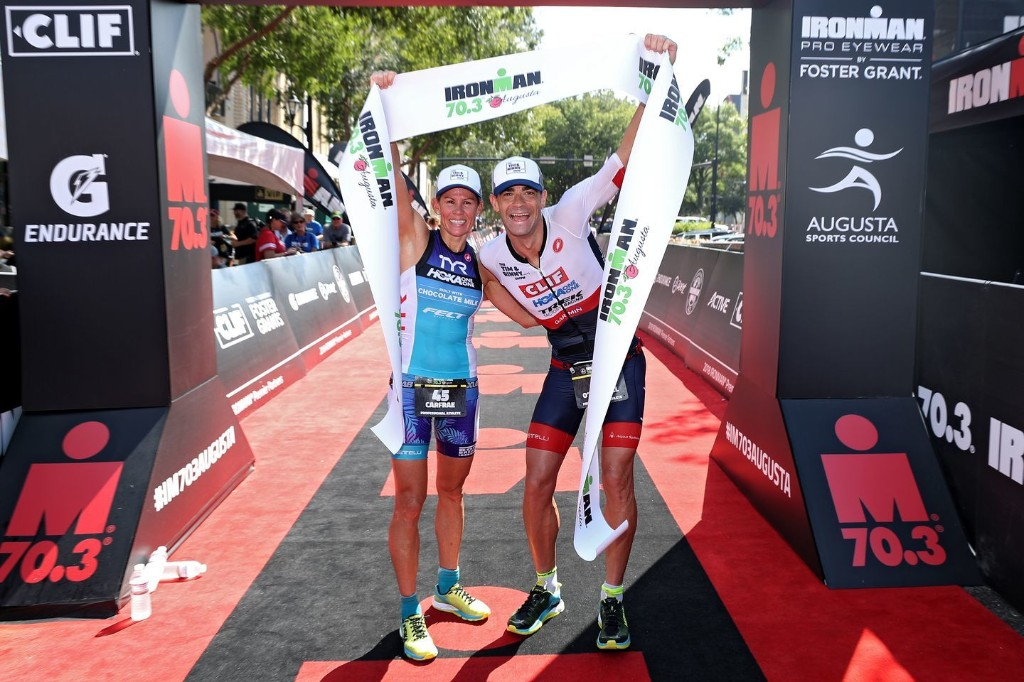 A triathlete was doing well in a virtual race. Then her 'idiot' husband unplugged her bike.