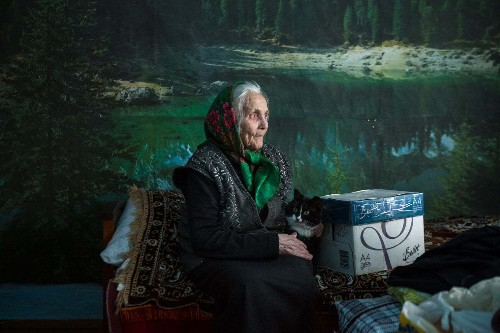 At age 90, this Russian grandmother's life took an unexpected twist