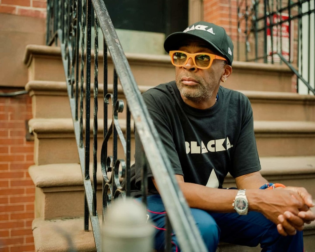 Spike Lee on his role as an artist in tumultuous times: 'I'm built for this'