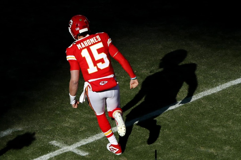 Patrick Mahomes became the NFL's best quarterback by refusing to specialize in football