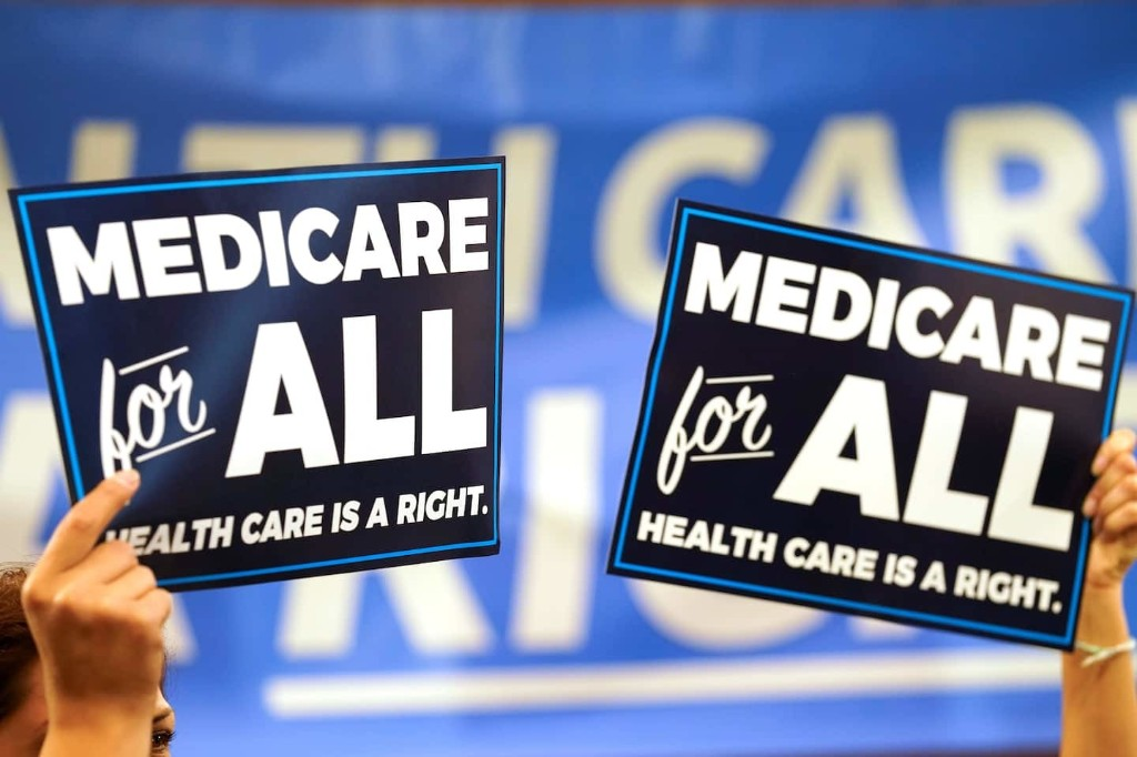 Medicare-for-all plans get a reality check