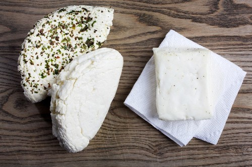 How to make the cheese that squeaks