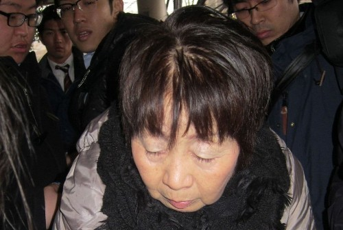 Japan's 'black widow' sentenced to hang for killing husbands, lovers with cyanide