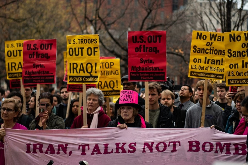 Want an end to wars? Let women run the world.