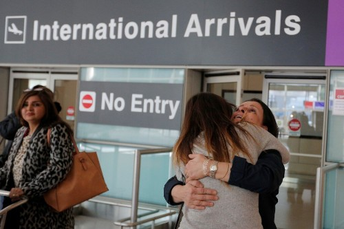 DHS report casts doubt on need for Trump travel ban