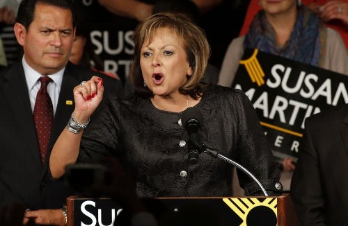 New Mexico Gov. Martinez vetoes higher education funding. All of it.