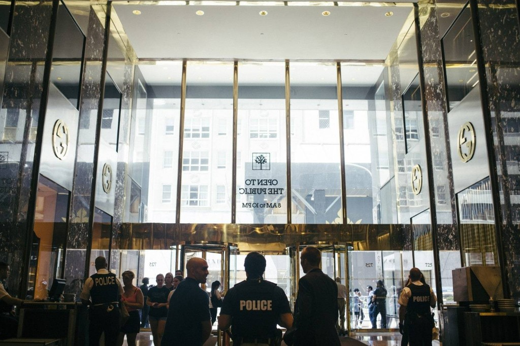 Secret Service vacates Trump Tower command post in lease dispute with president's company