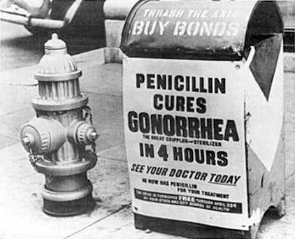 The way we use antibiotics is broken. Blame nearly a century of drug marketing.