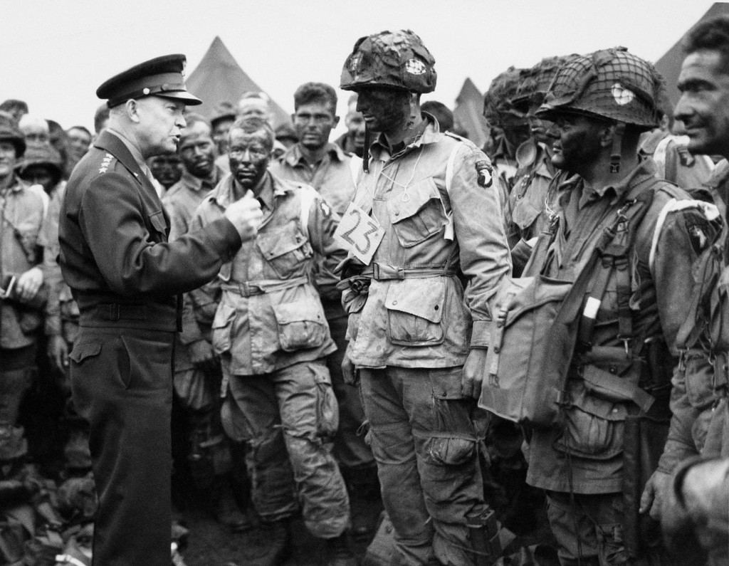 'Give me a few hours': How Eisenhower, armed with only a typewriter, planned the U.S. response to Pearl Harbor